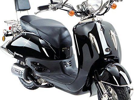 FLEX TECH Motorroller »Retro Firenze 45 kmh« 442x330 - FLEX TECH Motorroller »Retro Firenze, 45 km/h«