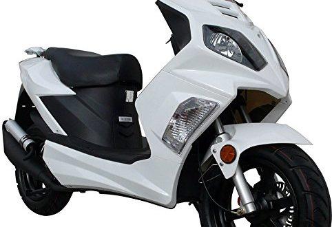 GT UNION Motorroller »Tempesta 50 ccm« 482x330 - GT UNION Motorroller »Tempesta 50 ccm«