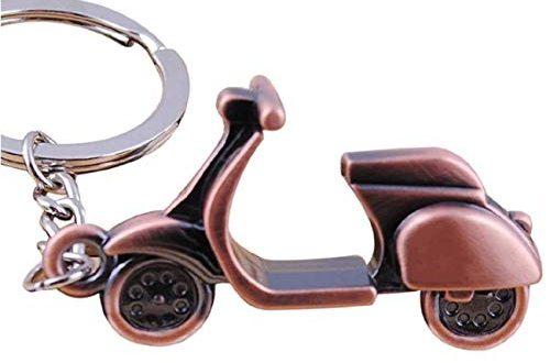 Sportigo ® Motorroller SchluesselanhaengerRoller in der Farbe BronzeRetro LookGeschenk 500x330 - Sportigo ® Motorroller Schlüsselanhänger/Roller in der Farbe Bronze/Retro Look/Geschenk