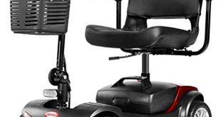 DLY Elektromobil fuer Aeltere Menschen mit Behinderung 4 Rad mit Sitz 310x165 - DLY Elektromobil für Ältere Menschen mit Behinderung 4-Rad mit Sitz Elektroroller Mobilitätsroller Mobiler Motorroller für Erwachsene bis 8 Km/H, Reichweite 35 Km